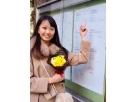 速報!おめでとう!!千葉大学教育学部(音楽)合格